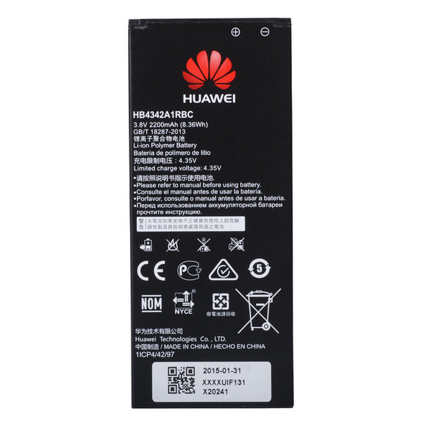 HUAWEI Honor 4A Battery Hb4342a1rbc - Оригинална батерия