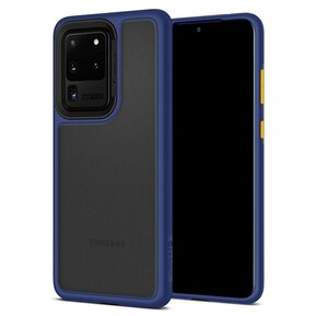 Удароустойчив кейс Spigen Ciel Color Brick за Samsung Galaxy S20 ULTRA - Navy ( ACS00727 - 10028 )