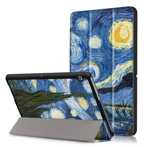 Тефтер от Tech-Protect SmartCase за HUAWEI MEDIAPAD T3 10.0 ( 5906735410570 - 10019 )