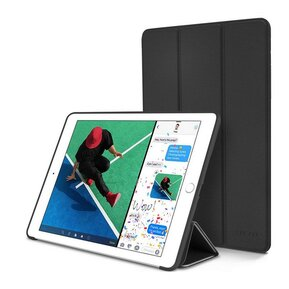 Тефтер от Tech-Protect SmartCase за IPAD 9.7 2017/2018 - черен ( 99759520 - 10019 )