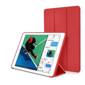 Тефтер от Tech-Protect SmartCase за IPAD 9.7 2017/2018 - червен ( 99759544 - 10019 )