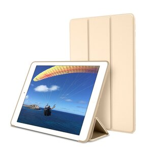 Тефтер от Tech-Protect SmartCase за IPAD AIR - златист ( 51515157 - 10019 )