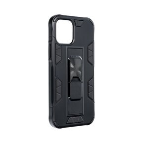 Удароустойчив кейс за IPHONE 12 PRO / 12 MAX - Forcell Defender черен ( 5903396072161 - 1007 )