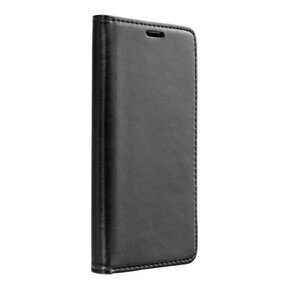 Кожен тефтер за Samsung Galaxy S8 Plus - Magnet Book черен ( 5901737405654 - 1006 )