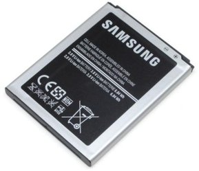 SAMSUNG Battery Core I8260 ( Eb425365lu / B150ac ) (Bulk) - Оригинална Батерия