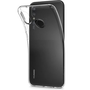 "Удароустойчив прозрачен кейс Spigen Liquid Crystal за HUAWEI P20 LITE - прозрачен ( L22CS23072 - ""10020"" )"