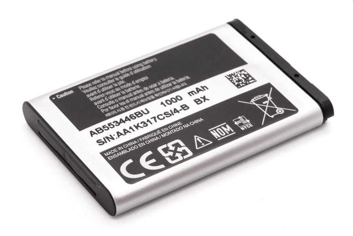 SAMSUNG Battery i300 Ab553446 (Bulk) - Оригинална Батерия